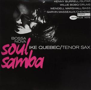 Ike Quebec - Bossa Nova Soul Samba (1962) [Reissue 2009]