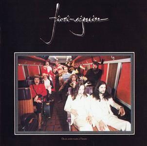 Fiori-Séguin - Deux Cents Nuits à l'heure (1978) [Reissue 1990]