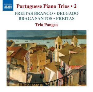 Trío Pangea - Portuguese Piano Trios, Vol. 2 (2019)