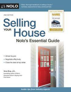 Selling Your House: Nolo's Essential Guide, 2nd Edition
