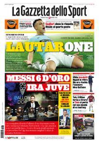 La Gazzetta dello Sport – 03 dicembre 2019