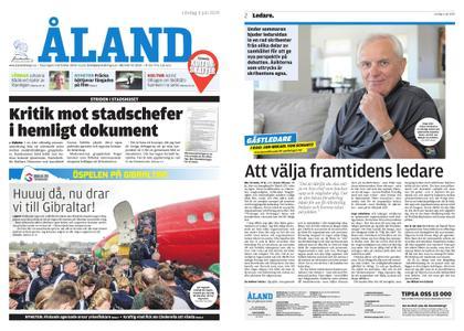 Ålandstidningen – 06 juli 2019