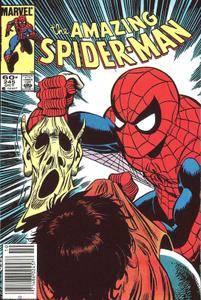 Amazing Spider-Man V1 245 (Edits) (F) (Universo-DCP)