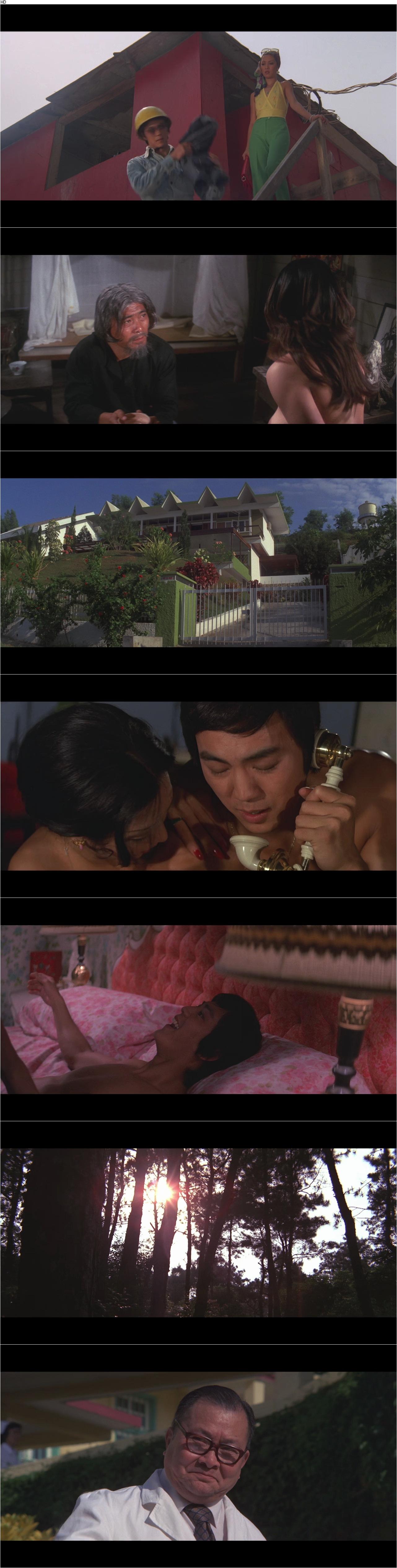 Black Magic (1975) Jiang tou