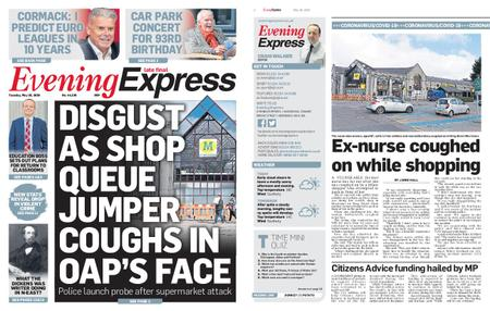 Evening Express – May 26, 2020