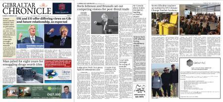 Gibraltar Chronicle – 04 February 2020