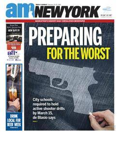 AM New York - February 23, 2018