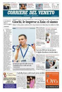 Corriere del Veneto Padova e Rovigo – 20 settembre 2018