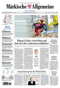 Märkische Allgemeine Dosse Kurier - 19. Dezember 2018