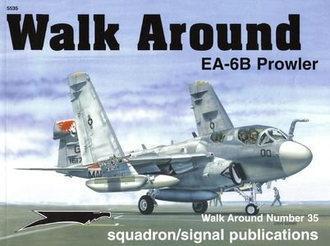 EA-6B Prowler (Squadron Signal 5535) (repost)