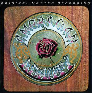Grateful Dead - American Beauty (1970) MFSL Remastered 2014, Audio CD Layer [Re-Up]