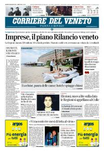 Corriere del Veneto Padova e Rovigo – 28 maggio 2020