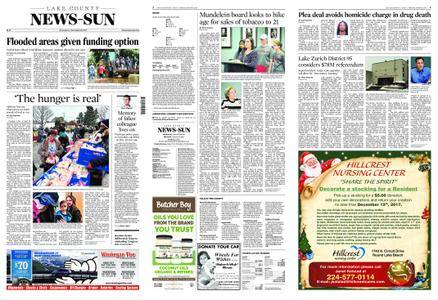 Lake County News-Sun – November 15, 2017