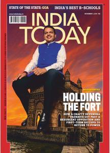 India Today - November 04, 2019