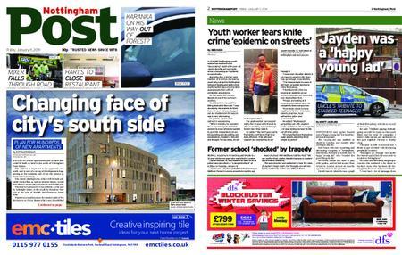 Nottingham Post – January 11, 2019