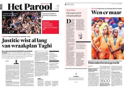Het Parool – 08 juli 2019