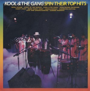 Kool & The Gang - Spin Their Top Hits (1978) US 1st Pressing - LP/FLAC In 24bit/96kHz