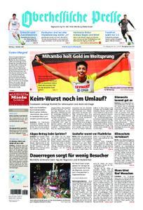 Oberhessische Presse Marburg/Ostkreis - 07. Oktober 2019