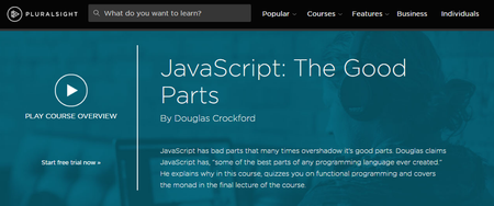 JavaScript: The Good Parts [repost]