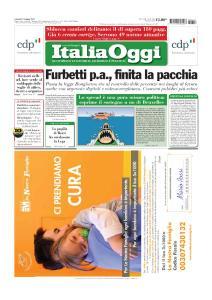 Italia Oggi - 13 Giugno 2019