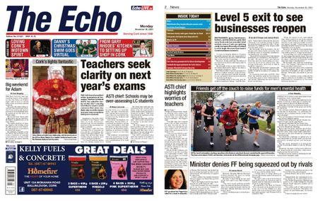 Evening Echo – November 30, 2020