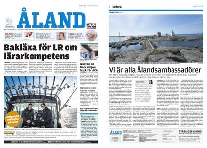 Ålandstidningen – 29 maj 2020