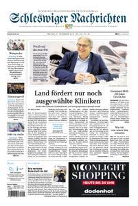 Schleswiger Nachrichten - 27. Dezember 2019
