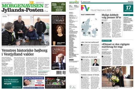 Jyllands-Posten – 19. maj 2019