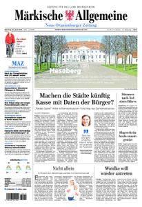 Neue Oranienburger Zeitung - 10. April 2018