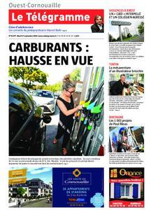 Le Télégramme Ouest Cornouaille – 17 septembre 2019