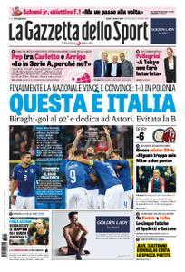 La Gazzetta dello Sport Sicilia – 15 ottobre 2018
