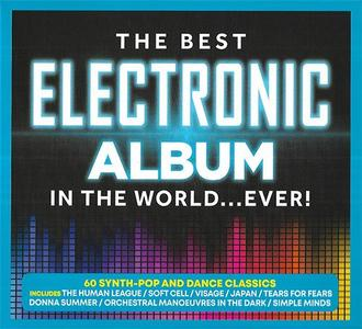 VA - The Best Electronic Album In The World... Ever! (2019)