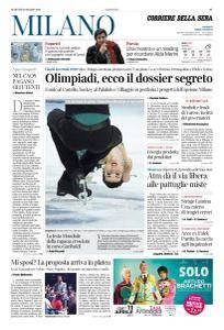 Corriere della Sera Milano - 20 Marzo 2018