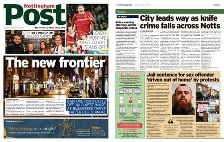 Nottingham Post – October 08, 2019