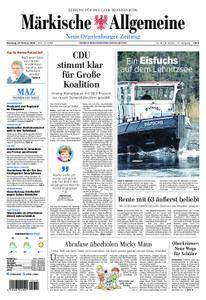 Neue Oranienburger Zeitung - 27. Februar 2018