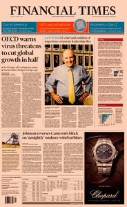 Financial Times UK – 3 March 2020