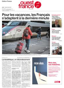 Ouest-France Édition France – 06 février 2021