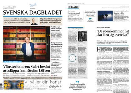 Svenska Dagbladet – 04 februari 2019