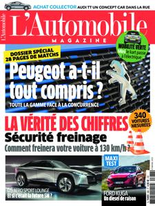 L'Automobile Magazine - mai 2020