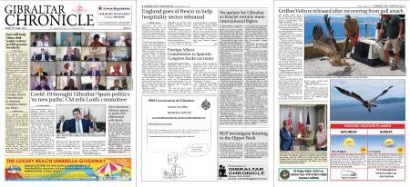Gibraltar Chronicle – 26 June 2020
