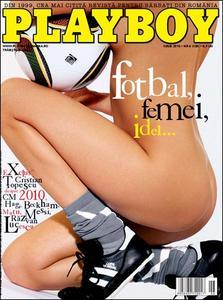 Playboy Romania - Iunie 2010