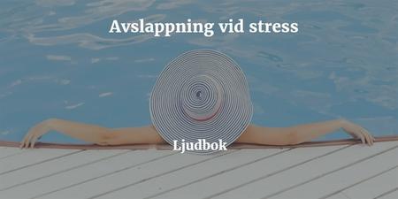 «Stresshantering» by Rolf Jansson