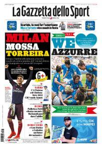 La Gazzetta dello Sport Sicilia – 15 giugno 2019