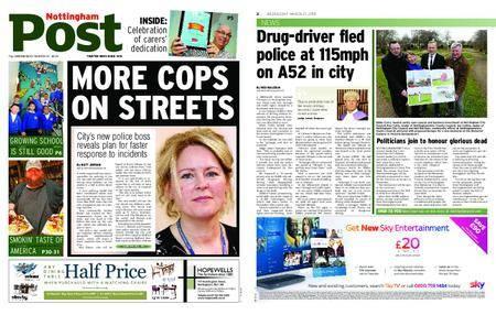 Nottingham Post – March 21, 2018
