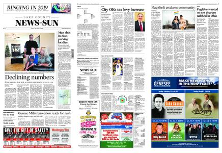 Lake County News-Sun – December 21, 2018