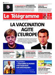 Le Télégramme Brest – 06 janvier 2021