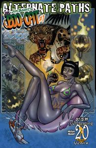 Tarot-Witch of the Black Rose 124 2020 Digital DR & Quinch