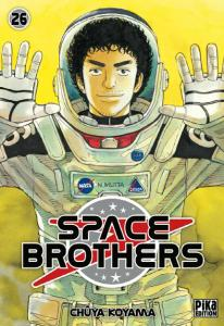 Space Brothers - Tome 26 2019