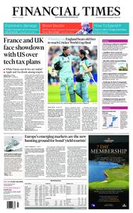 Financial Times UK – July 12, 2019