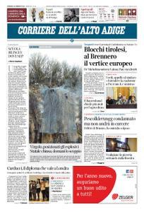 Corriere dell'Alto Adige – 09 febbraio 2020